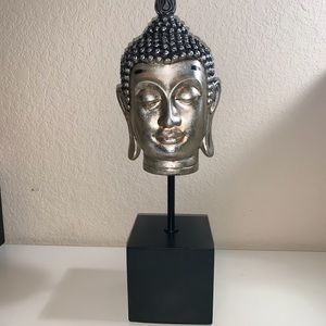 Other - Resin Buddha Head Bust